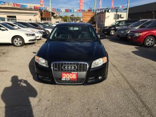 Used 2008 Audi A4 4 Dr Auto Sedan AWD for sale in Etobicoke, ON