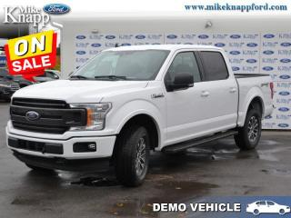 New 2020 Ford F-150 XLT   - Navigation - 3.5 Ecoboost for sale in Welland, ON