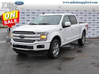 New 2019 Ford F-150 Lariat   - Navigation - Leather Seats for sale in Welland, ON