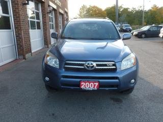 Used 2007 Toyota RAV4 LIMITED  for sale in Weston, ON