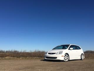 Used 2003 Honda Civic S.I.R for sale in Saskatoon, SK