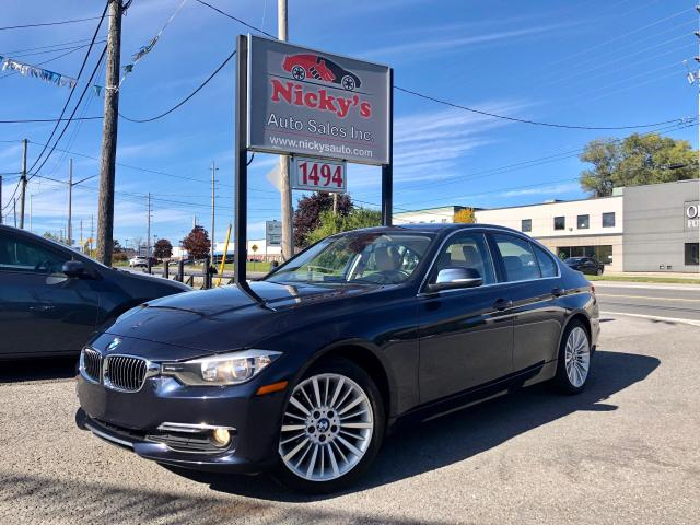 2015 BMW 320i xDrive - LUXURY LINE - NAVIGATION - SUNROOF