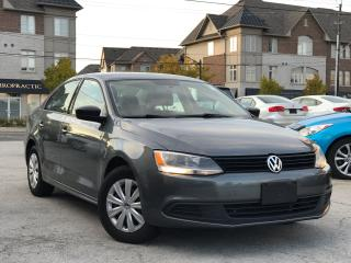 Used 2013 Volkswagen Jetta Trendline|Manual|Accidnet free|Low Mileage for sale in Burlington, ON