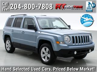 Used 2013 Jeep Patriot SPORT for sale in Winnipeg, MB