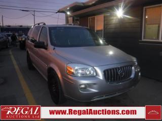 Used 2006 Buick TERRAZA CXL 4D EXT WAGON FWD for sale in Calgary, AB