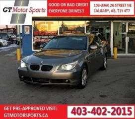 Used 2006 BMW 5 Series 530xi for sale in Calgary, AB