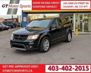 Used 2013 Dodge Journey R/T Rallye for sale in Calgary, AB