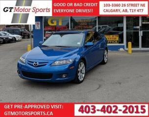 Used 2006 Mazda MAZDA6 GT for sale in Calgary, AB