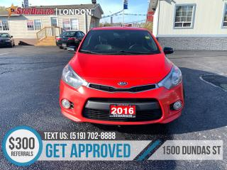 Used 2016 Kia Forte Koup for sale in London, ON