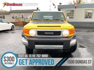 Used 2007 Toyota FJ Cruiser for sale in London, ON