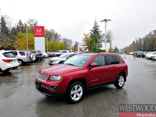 Used 2014 Jeep Compass NORTH for sale in Port Moody, BC