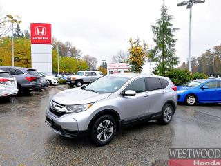 Used 2018 Honda CR-V LX for sale in Port Moody, BC