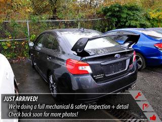 Used 2017 Subaru WRX STI for sale in Port Moody, BC