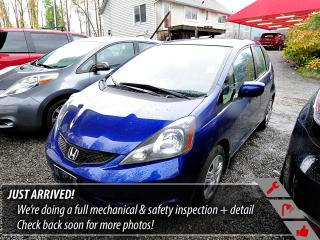 Used 2014 Honda Fit LX 5-Speed AT for sale in Port Moody, BC