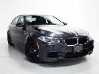 Used 2016 BMW M5 M-SPORT   WARRANTY   NAVI   HEADS UP for sale in Vaughan, ON
