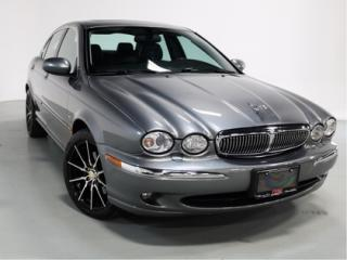 Used 2005 Jaguar X-Type SUNROOF   HEATED LEATHER   WOOD TRIM for sale in Vaughan, ON
