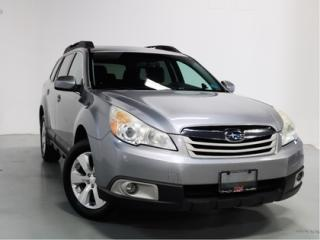Used 2010 Subaru Outback LIMITED   SUNROOF   BLUETOOTH for sale in Vaughan, ON