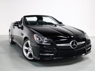 Used 2013 Mercedes-Benz SLK SLK250   CONVERTIBLE   NECK SCARF for sale in Vaughan, ON