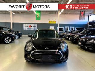 Used 2016 MINI Cooper Clubman Cooper S *CERTIFIED!* |NAV|LEATHER|PANO ROOF| for sale in North York, ON