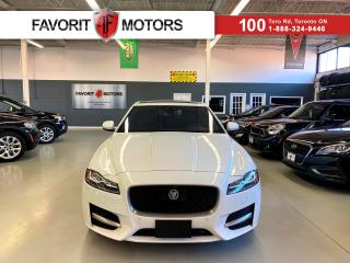 Used 2017 Jaguar XF 20d R-Sport *CERTIFIED!* |NAV|360 CAM|MERIDIAN| for sale in North York, ON