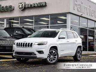 New 2020 Jeep Cherokee OVERLAND for sale in Burlington, ON