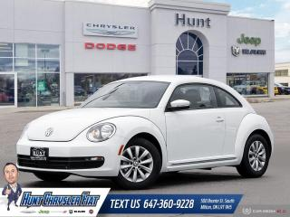 Used 2014 Volkswagen Beetle 1.8 TSI | AUTO | GAS SAVER | GREAT PRICE!!! for sale in Milton, ON