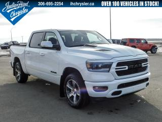 New 2020 RAM 1500 Sport 4x4 | Bluetooth | Leather | Wi-Fi for sale in Indian Head, SK