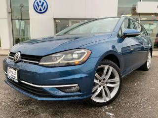 Used 2019 Volkswagen Golf Sportwagen EXECLINE for sale in Guelph, ON