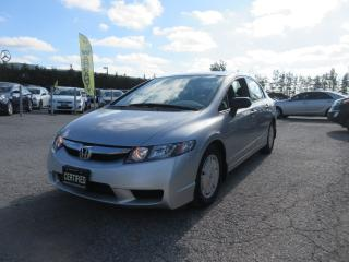 Used 2009 Honda Civic 4dr Auto DX-G for sale in Newmarket, ON