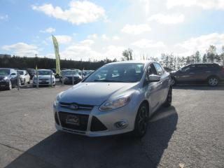 Used 2012 Ford Focus 4dr Sdn SE / ONE OWNER for sale in Newmarket, ON