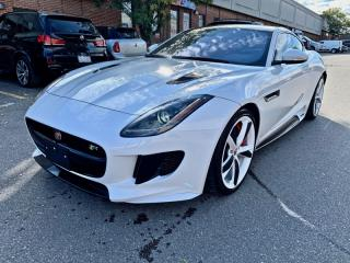 Used 2017 Jaguar F-Type 2dr Cpe Auto R AWD for sale in North York, ON