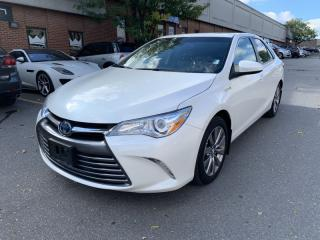 Used 2017 Toyota Camry HYBRID 4dr Sdn for sale in North York, ON