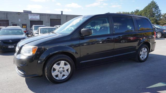 2012 Dodge Grand Caravan SE 7 PASSENGERS STOW&GO CERTIFIED 2YR WARRANTY *SERVICE HISTORY* BLUETOOTH CRUISE