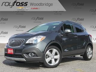 Used 2016 Buick Encore Convenience for sale in Woodbridge, ON