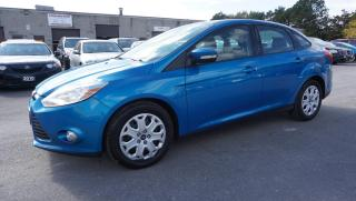 Used 2012 Ford Focus SE AUTO CERTIFIED 2YR WARRANTY *FREE ACCIDENT* HEATED SEATS CRUISE for sale in Milton, ON