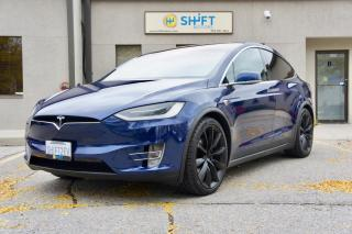 Used 2016 Tesla Model X 90D ENHANCED AUTOPILOT, HIFI, PERFORATED SEATS, CPO WARR! for sale in Burlington, ON