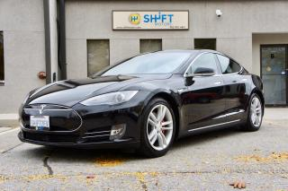 Used 2015 Tesla Model S 70D AUTOPILOT, REAR FACING SEATS, SUB ZERO, CPO! for sale in Burlington, ON