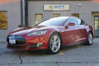 Used 2016 Tesla Model S 90D AUTOPILOT, SUB ZERO, NEW BRAKES & TIRES, CPO WARR for sale in Burlington, ON