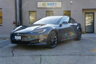 Used 2019 Tesla Model S P100DL LUDICROUS+, COOLED SEATS, FULLY LOADED! for sale in Burlington, ON