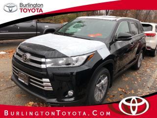 New 2019 Toyota Highlander AWD XLE for sale in Burlington, ON