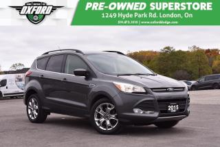 Used 2015 Ford Escape SE - Looks Like New, Panoramic Sunroof, New Tires for sale in London, ON