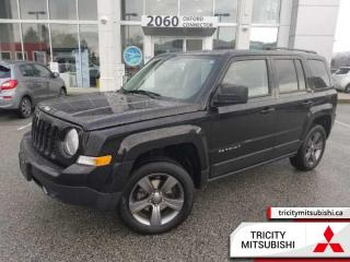 Used 2015 Jeep Patriot High Altitude  LEATHER-SUNROOF-4X4 for sale in Port Coquitlam, BC