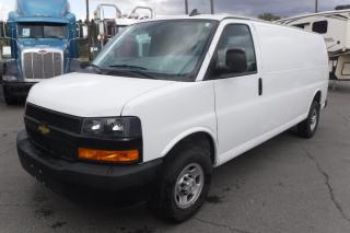 Used 2019 Chevrolet Express 2500 EXTENDED CARGO VAN for sale in Burnaby, BC