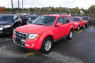 Used 2009 Ford Escape Hybrid 4WD for sale in Burnaby, BC