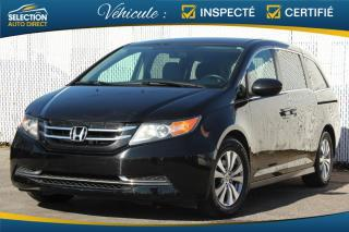 Used 2016 Honda Odyssey Familiale 4 portes SE for sale in Ste-Rose, QC