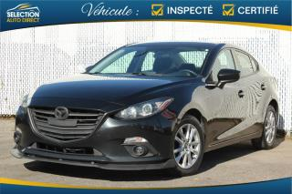 Used 2014 Mazda MAZDA3 GS-SKY for sale in Ste-Rose, QC