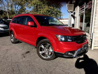 Used 2018 Dodge Journey Crossroad AWD 3.6L V6 7 PASSAGERS for sale in Longueuil, QC