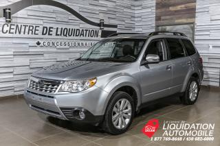 Used 2013 Subaru Forester 2.5x Limited for sale in Laval, QC