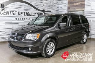 Used 2018 Dodge Grand Caravan SXT Premium Plus for sale in Laval, QC