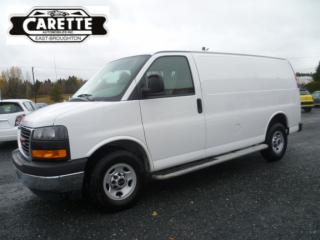 Used 2017 GMC Savana 3/4 Tonne for sale in East broughton, QC